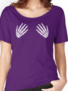 Halloween - Skeleton Hands Women's Relaxed Fit T-Shirt