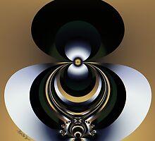 Black Orchid by JimPavelle
