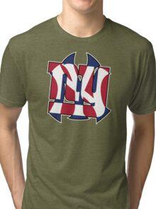 New York Sports teams Tri-blend T-Shirt