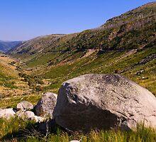 Vale do Zezere, Parque Natural da Serra da Estrela, Portugal by Andrew Jones