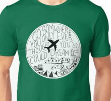Dreams into reality Unisex T-Shirt