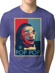 POP POP Tri-blend T-Shirt