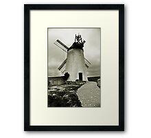 Ballycopeland Windmill Framed Print