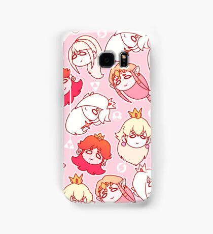Nintendo Queens Samsung Galaxy Case/Skin