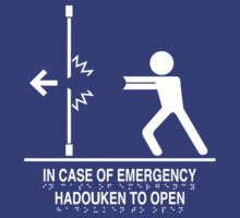 Emergency Hadouken! by theepiceffect