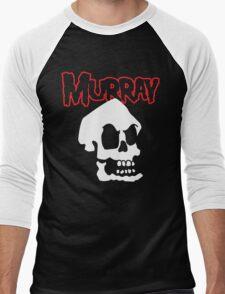 Misfit Murray Men's Baseball ¾ T-Shirt