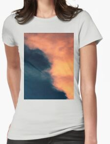 Tidal Cloud! Womens Fitted T-Shirt