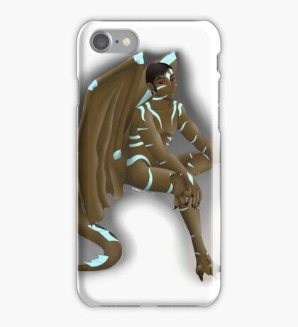 John Demon Anthro Design iPhone Case/Skin