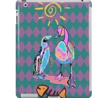 PSYCHEDELIC FRIENDS iPad Case/Skin