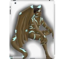 John Demon Anthro Design iPad Case/Skin