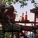 Friends and Wine by Tamara Valjean