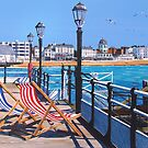 Pier days and Matinees by Paula Oakley
