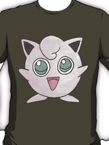 Jigglypuff by Derek Wheatley T-Shirt
