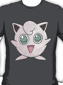 Jigglypuff by Derek Wheatley T-Shirt