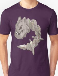 Steelix by Derek Wheatley T-Shirt