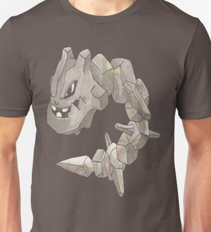 Steelix by Derek Wheatley T-Shirt