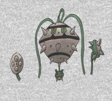 Ferrothorn by Derek Wheatley Kids Tee