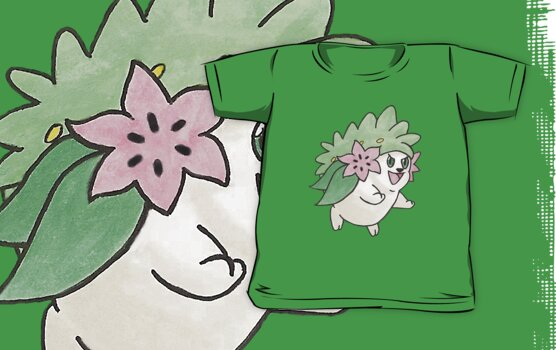 Shaymin Land Forme by Derek Wheatley by eevilmurray