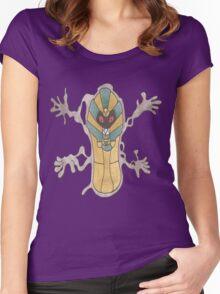 Cofagrigus by Derek Wheatley Women's Fitted Scoop T-Shirt