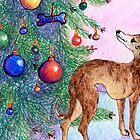 Baubles and bone by SusanAlisonArt