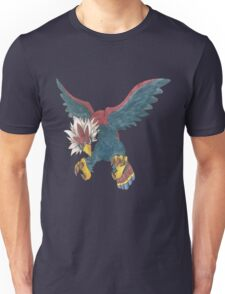 Braviary by Derek Wheatley T-Shirt