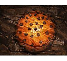 Spicy Orange Photographic Print