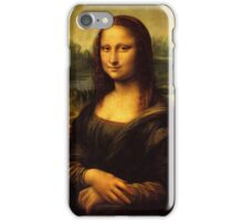 Mona Lisa case  iPhone Case/Skin