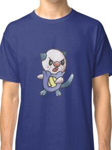 Oshawott by Derek Wheatley Classic T-Shirt