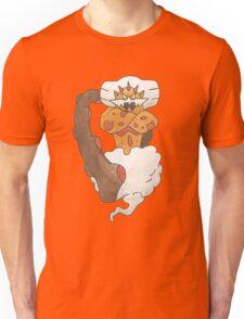 Landorus by Derek Wheatley T-Shirt