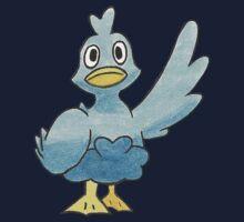 Ducklett by Derek Wheatley Baby Tee