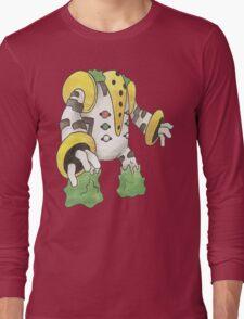 Regigigas by Derek Wheatley Long Sleeve T-Shirt