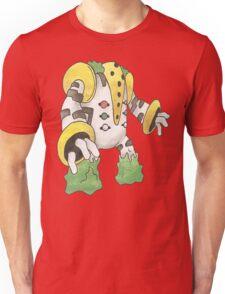 Regigigas by Derek Wheatley Unisex T-Shirt