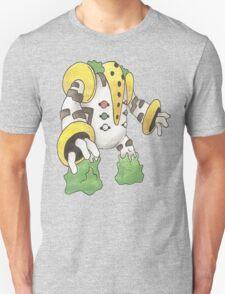 Regigigas by Derek Wheatley T-Shirt