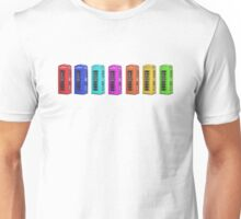 Rainbow of London Phone Booths Tee Unisex T-Shirt
