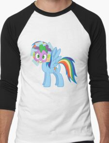 Spike as dash Men's Baseball ¾ T-Shirt