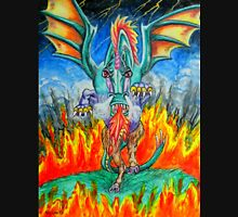 Dragon From hell Unisex T-Shirt
