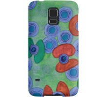 Popping out Samsung Galaxy Case/Skin