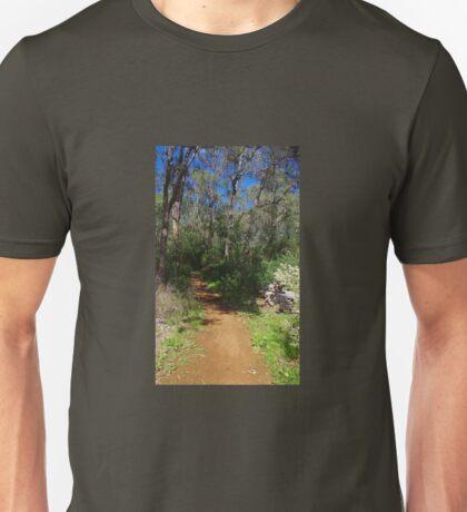 Serpentine Falls National Park Unisex T-Shirt