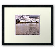 Forster Storm Framed Print