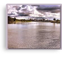 Forster Storm Canvas Print