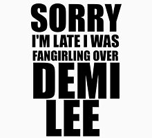 Sorry I'm... Demi Lee Unisex T-Shirt