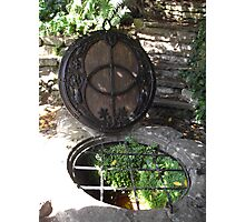 Chalice Well, Somerset Photographic Print