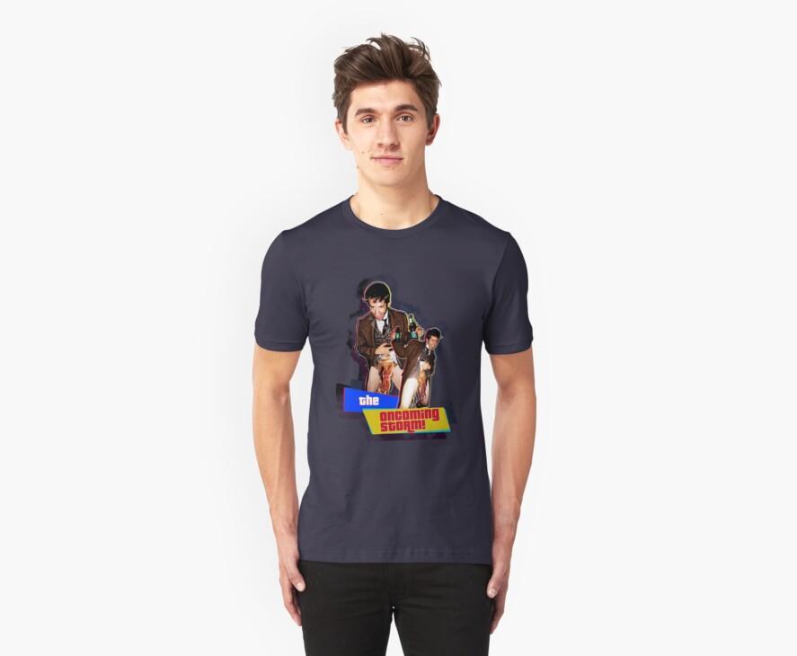 Mike's Shirt by merrypranxter