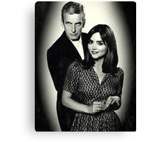 Dr. and Mrs. Oswald Canvas Print