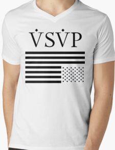 ASAP Mob - Flag Mens V-Neck T-Shirt