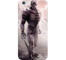 saren, the rogue specter iPhone Case/Skin