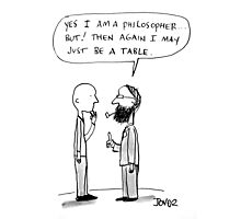 philosophy for fools Photographic Print