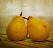 Pair of Pears by Lynn Starner
