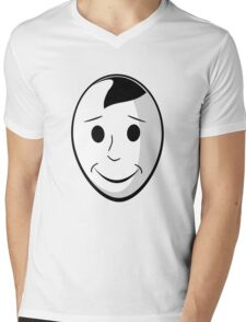 RoryBot Mens V-Neck T-Shirt