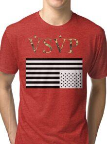 ASAP - Logo Tri-blend T-Shirt